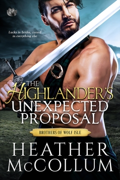 The Highlander's Unexpected Proposal-500